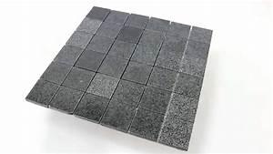 Mosaik Fliesen Anthrazit : granit naturstein mosaik fliesen anthrazit poliert youtube ~ Orissabook.com Haus und Dekorationen