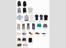 My minimalist wardrobe basics Casual streetwear with