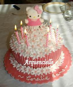 decoration gateau anniversaire fille dootdadoo id 233 es de conception sont int 233 ressants 224