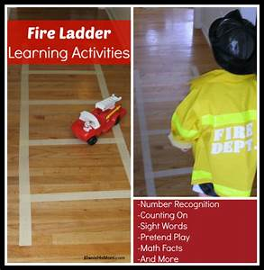 Fire Ladder Learning Activities