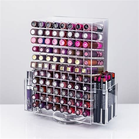 rangement a levres les 25 meilleures id 233 es de la cat 233 gorie rangements maquillage sur organisation de
