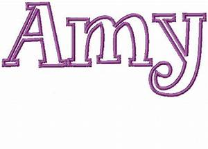 items similar to 25quot inch embroidery font applique curl With block letter applique