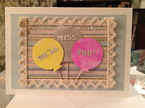 pin  paper crafts farewellgoodbye