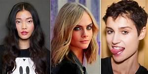 Coupe De Cheveux Femme Visage Rond Cheveux Epais : cheveux pais quelle coupe adopter ~ Nature-et-papiers.com Idées de Décoration