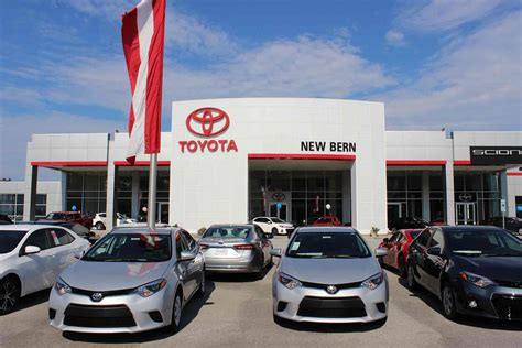 new toyota dealership near me toyota of new bern new and used car dealer serving autos