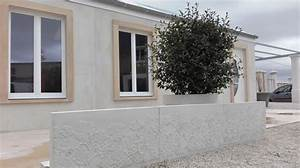 les 25 meilleures idees de la categorie mur prefabrique With mur anti bruit maison 2 construction cloture bois cloture bois sur mesure en kit