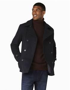 Duffle Coat Homme Celio : caban court laine majoritaire cuban celio france ~ Melissatoandfro.com Idées de Décoration