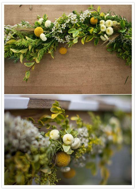 flower garland  wedding