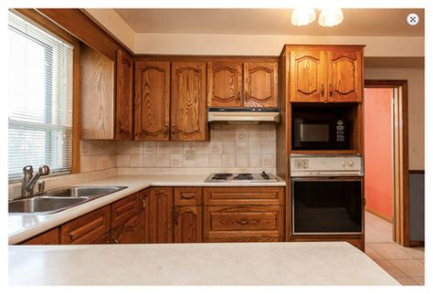 painting 1980s kitchen cabinets 80 s oak kitchen needs term paint facelift makeover 4008