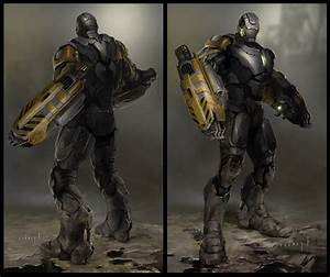 Iron Man 3 Concept Art and Illustrations by Rodney ...