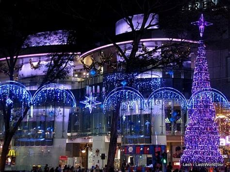Christmas Displays In Singapore