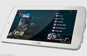 Archos 70 Titanium Tablet User Manual Guide