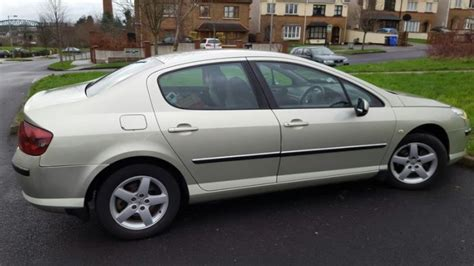 small peugeot cars for sale 2006 peugeot 407 for sale for sale in louth louth from