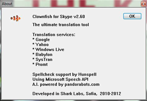 telecharger skype gratuit pour bureau clownfish télécharger gratuit