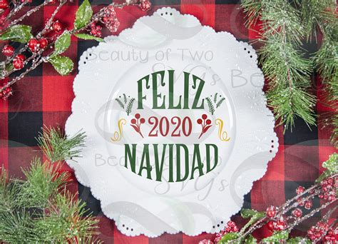 Dec 17, 2020 · looking for free christmas svg files to download for your holiday gifts and crafts? Feliz Navidad 2020 Ornament svg, Christmas svg, Ornament ...