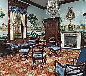 Federal Style Home Plans Ideas by Historic Period Interior Design And Home Decor American