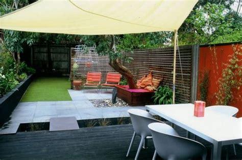 rumah segar  desain taman rumah minimalis