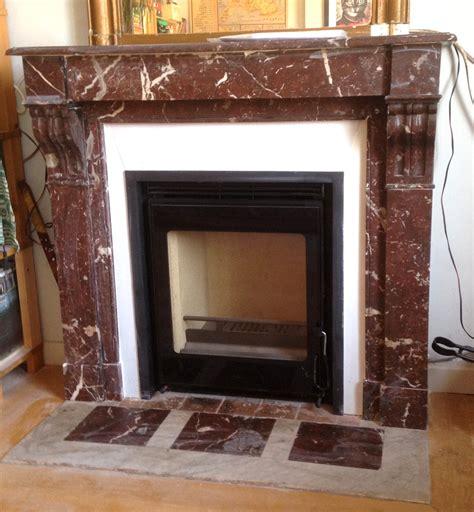 insert de cheminée installation de chemin 233 es anciennes avec inserts modernes le plaisir du feu