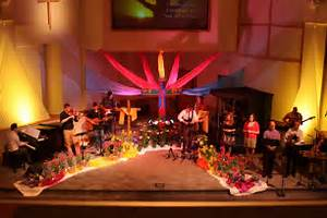 Image of: Decorate Church Stage Joy Studio Design The Way To Make Church Stage Design