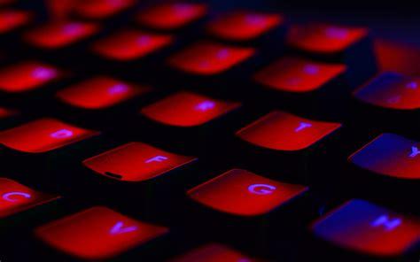 nl dark red keyboard coding wallpaper