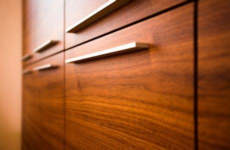 Contemporary Cabinet Handles - horizontal pulls on cabinet hardware cabinets