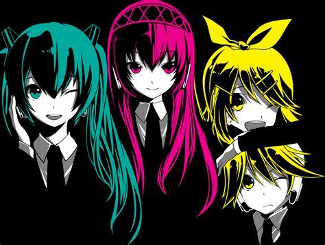 Anime Wallpaper Vocaloid - vocaloid computer wallpapers desktop backgrounds