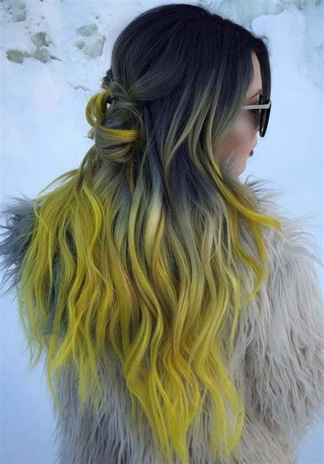 Coloring Unice Hair by 311 Best Hair Inspo Images On Colourful Hair