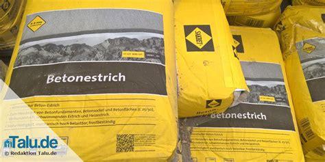 Vinylboden Verlegen Kosten Pro M2 by Estrich Kosten Pro Qm 2016 Was Kostet Estrich Verlegen