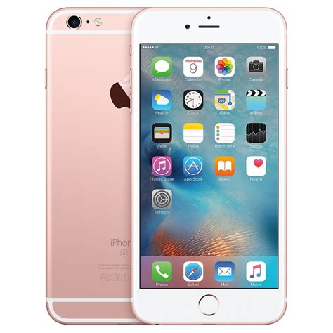 how to get a free iphone 6s apple iphone 6s plus 128gb gold sim free