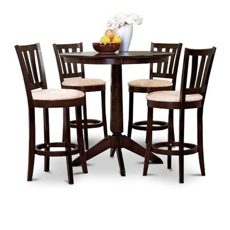 round bar table and chairs tables nice and counter height table on pinterest