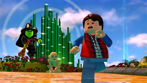 lego dimensions ps playstation  game profile news