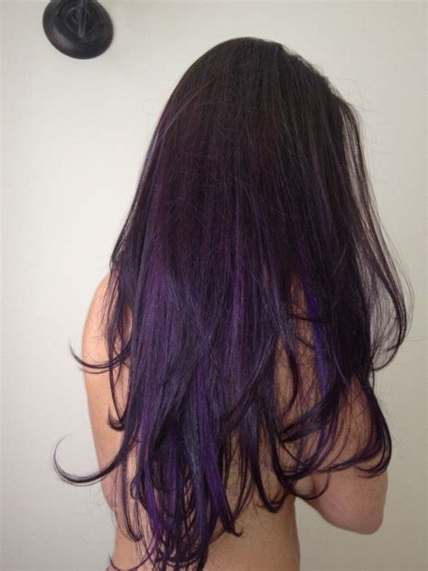 25 Best Ideas About Brown To Purple Ombre On Pinterest
