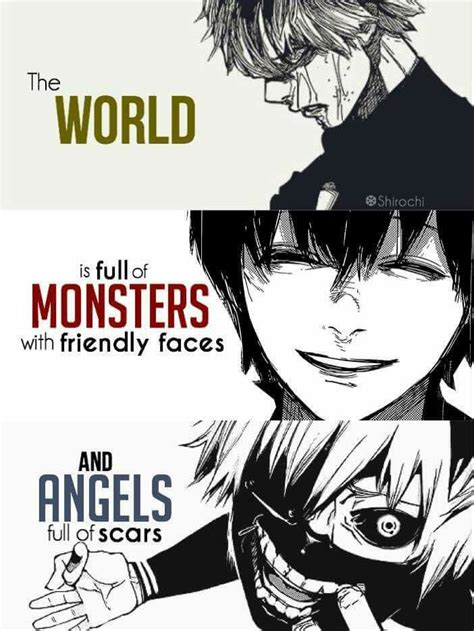 Sad Anime Wallpapers With Quotes - best 25 quotes ideas on tokyo ghoul