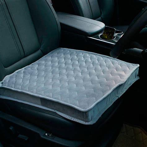 coussin siege auto coussin de siège epais auto voiture housse coton polyester 45cm