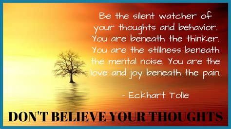 Don't Believe Your Thoughts   The Mental Toughness Coach ...