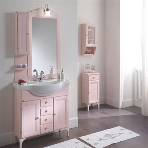 mobili rosa mobili bagno arte povera decape mobili bagno arte povera