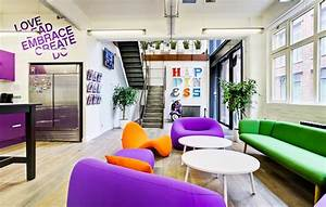 A Peek Inside G Adventures' Hip London Office