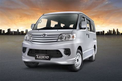 Review Daihatsu Luxio by Daihatsu Luxio Harga Spesifikasi Dan Review Date