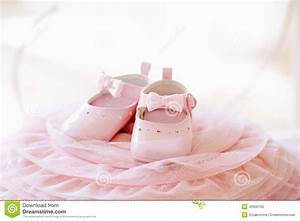Pink Baby Girl Shoes Stock Photo - Image: 43926750