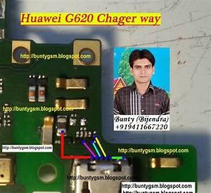 Huawei Ascend G620 Charging Problem Solution Jumper Ways