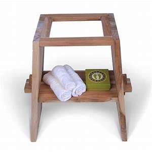 Waschtisch Aus Holz : teak holz waschtisch untergestell zen 57x29 5x71cm bei ~ Michelbontemps.com Haus und Dekorationen