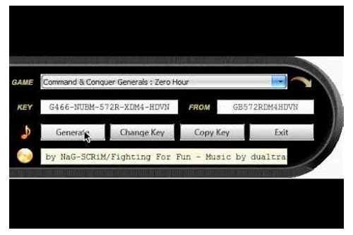 command and conquer generals zero hour download crack
