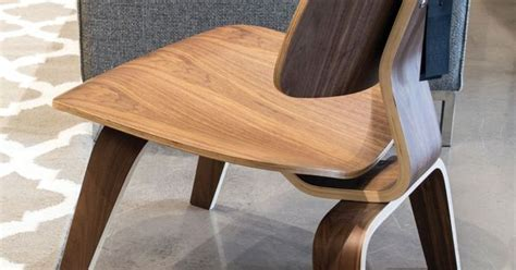 rove concepts eames molded plywood chair uses a special