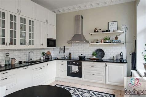 35 L Shaped Kitchen Designs & Ideas   Decoration Y
