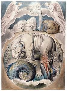 William Blake: Religion and Psychology: LEVIATHAN & BEHEMOTH