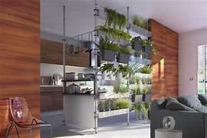 Faire Une Cloison De Separation : cloisons amovibles la meilleure solution pour s parer l 39 espace ~ Melissatoandfro.com Idées de Décoration