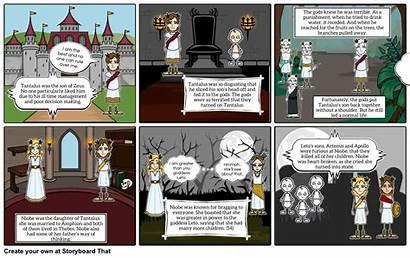 Storyboard Tantalus Management Storyboardthat