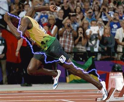 Bolt Usain Gifs Giphy Gifer Animated Tweet