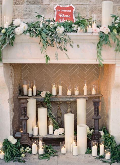 25 Best Ideas About Wedding Fireplace On Pinterest
