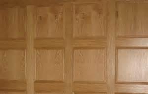 Oak Wood Wall Paneling